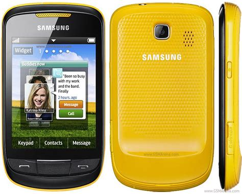 Baterai Samsung Galaxy Corby S3650 samsung s3850 corby ii pictures official photos
