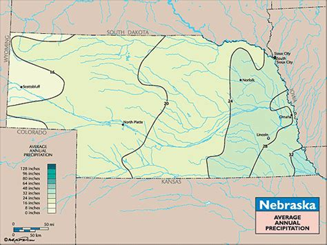 lincoln nebraska rainfall nebraska rainfall map arkansas map