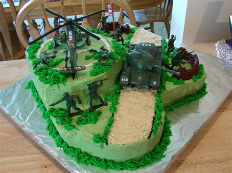 Army Decorated Cakes by Army Cake Cakecentral