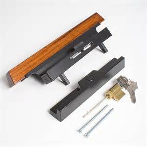 peachtree carvel sliding patio door handle set with key cylinder lock pwdservice