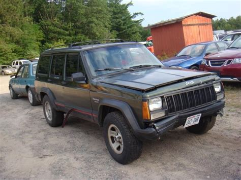 1996 Jeep Grand Accessories Used 1996 Jeep Wrangler Engine Accessories Exhaust