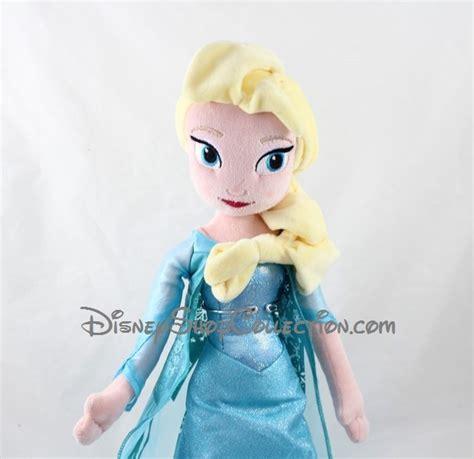 Boneka Elsa Frozen Disney Original 50 Cm poup 233 e peluche elsa disney store la reine des neiges frozen 50 cm