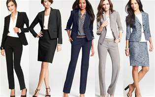 the best business casual work wear for women