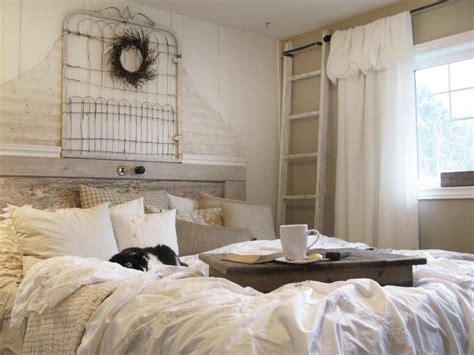 Creative, Upcycled Headboard Ideas   HGTV
