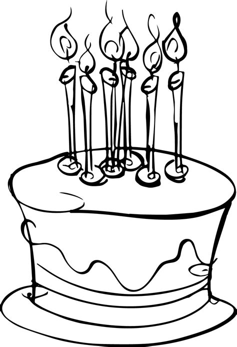 small birthday cake coloring page small birthday cake coloring page wecoloringpage