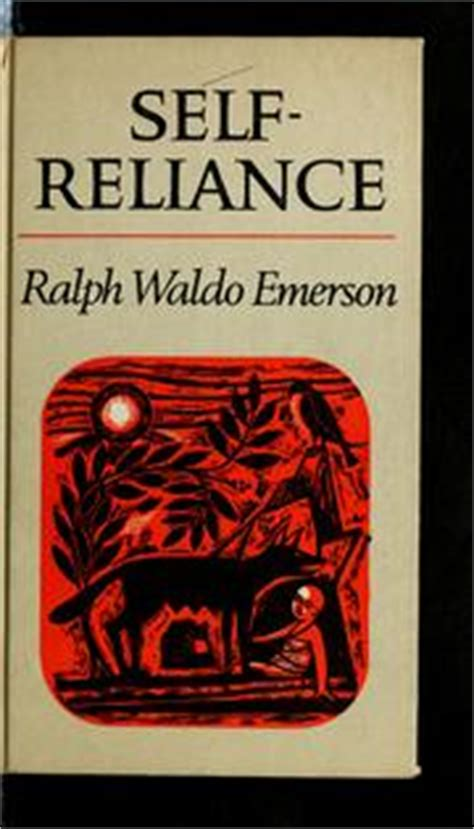 self reliance books self reliance 1967 edition open library