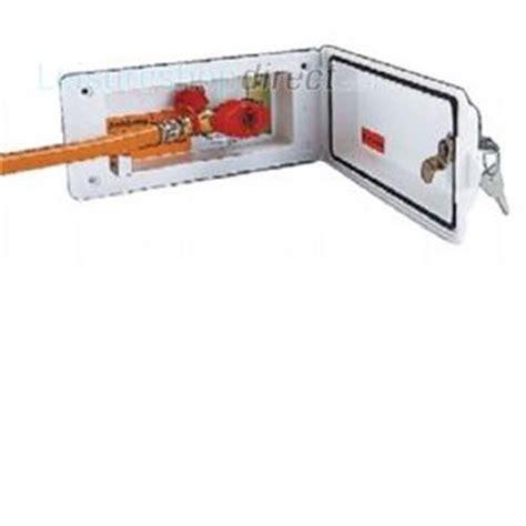 Lock Plumbing Supply by Reich Gas Supply Box Lock And Valve Caravan Gas
