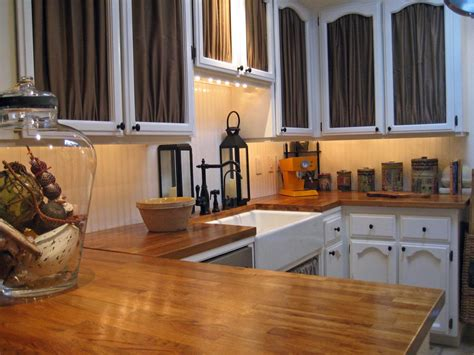 wood kitchen countertops pictures ideas from hgtv hgtv