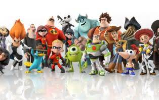Disney Infinity Characters Disney Infinity Launches For Xbox Ps3 Wii Kafka