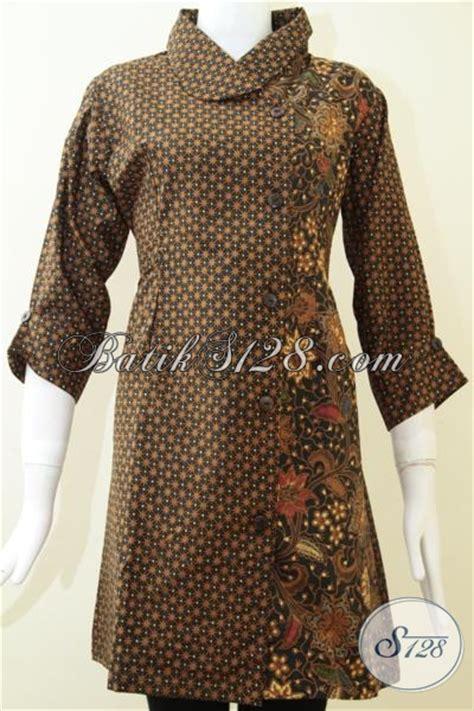 Hem Batik Lawasan dress batik wanita motif batik lawasan dr1332bt m