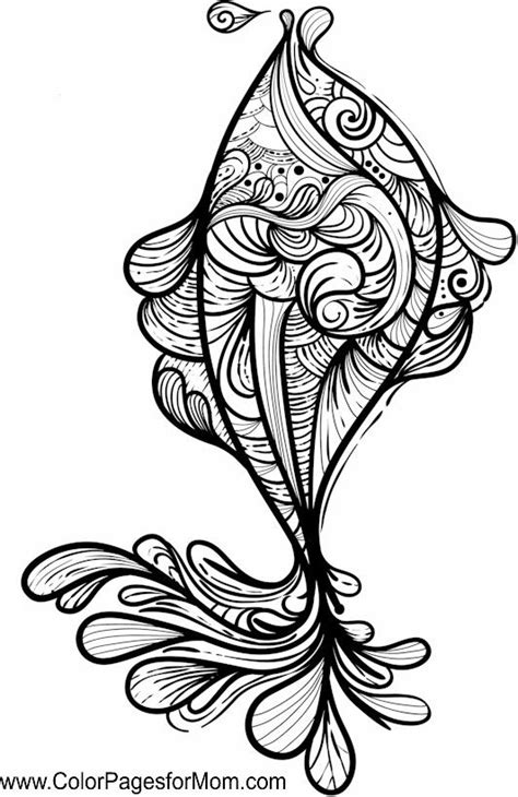 zentangle coloring book fish zentangle colouring page zentangles