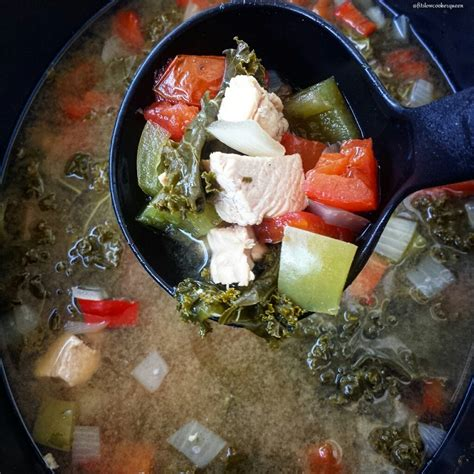 Can I Turkey Sausage During A Detox by Cooker Detox Turkey Kale Soup Fit Cooker