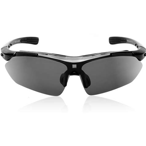 Wolf Kacamata Sport Polarized Anti Sandstorm Glasses Wolf Kacamata Sport Polarized Anti Sandstorm Glasses Black Jakartanotebook