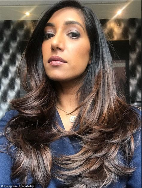 tina uk breakfast presenter tina daheley is trolled for