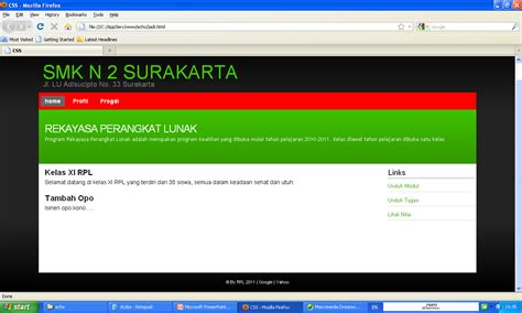 membuat website flash membuat web dengan macromedia dreamweaver mx 2004