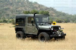 Thar Jeep Images For Gt Mahindra Thar Top