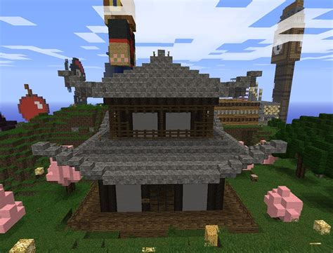 japanese house japanese house minecraft project