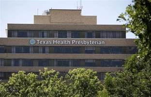 Hospital Of Tx Patient At Dallas Hospital Isolated After Signs Of Ebola