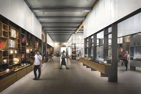 museum design companies london v a unveils new museum shop inspired by craftsmanship