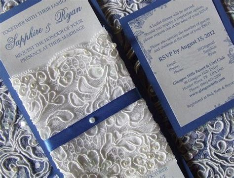 17 Best images about Extravagant Wedding Invitations on