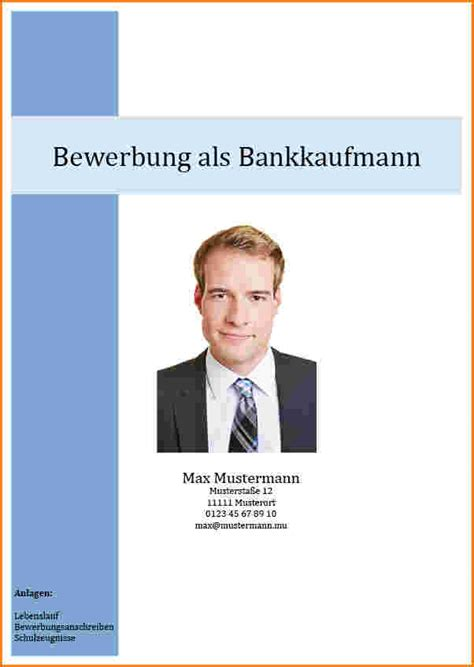 Deckblatt Vorlagen Blau deckblatt bewerbung vorlagen kostenlos reimbursement format