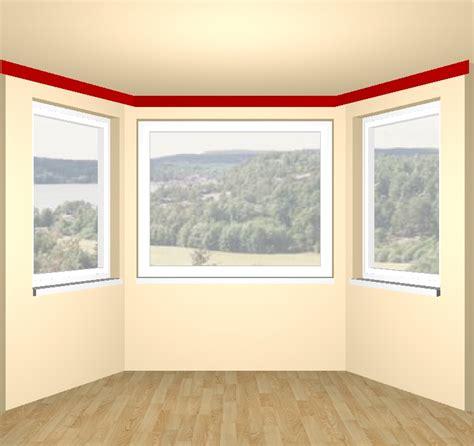 vorhänge erker gardinen f 252 r erker moderne gardinen f r kleine fenster im