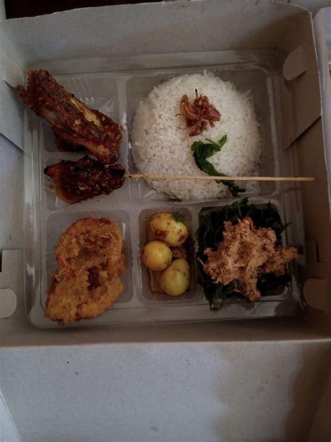 nasi kotak murah  bali