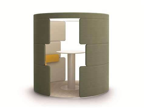 bureau avec 騁ag鑽es cabine de bureau acoustique avec 233 clairage int 233 gr 233 pour