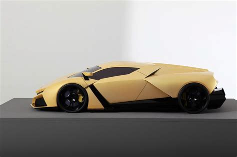 lamborghini cnossus supercar concept version lamborghini cnossus concept design what do you think