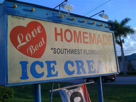 love boat ice cream in fort myers florida love boat ice cream fort myers jeff eats