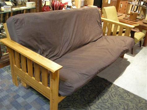 nice futon sofa bed nice clean solid wood frame futon sofa bed i 60469