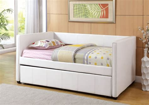 Daybed With Pop Up Trundle White Daybed With Trundle Furniture Agsaustin Org