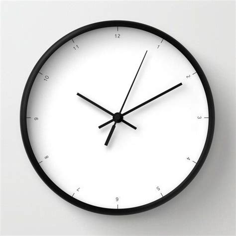 minimalist wall clock best 25 minimalist clocks ideas on pinterest designer