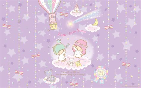 theme line android little twin star sanrio wallpaper 72 images