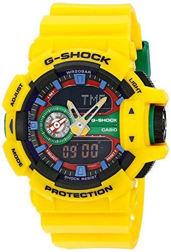G Shock Ga 400 Orange Blue casio g shock orange resin quartz multifunction s ga400a 9a fitness tracker