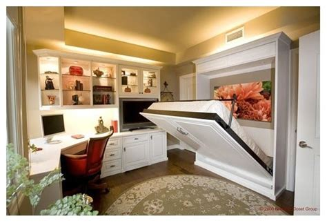 smart space saving bed hides a walk in closet underneath 50 super practical hidden beds to save the space digsdigs