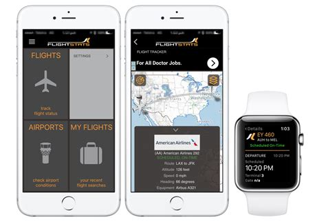 the best flight tracker apps for iphone