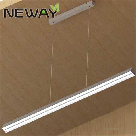 suspension decorative suspended architectural decorative lighting linear light