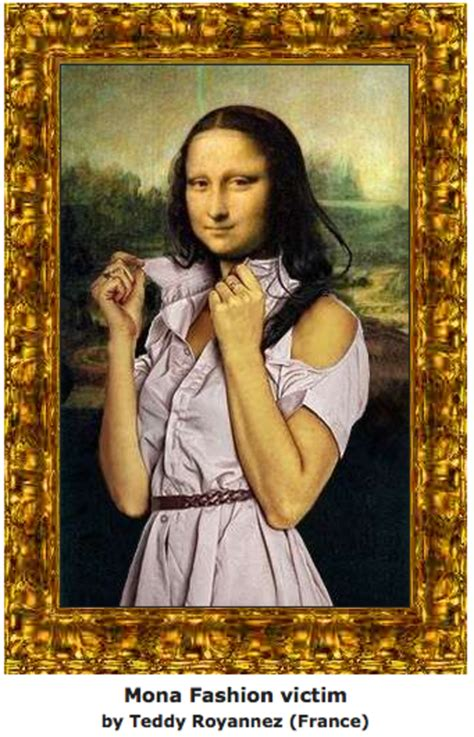 Gamis Ontel White Monalisa mona fashion victim mona your meme