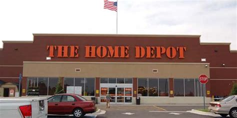 home depot reports strong quarterly sales hardware retailing