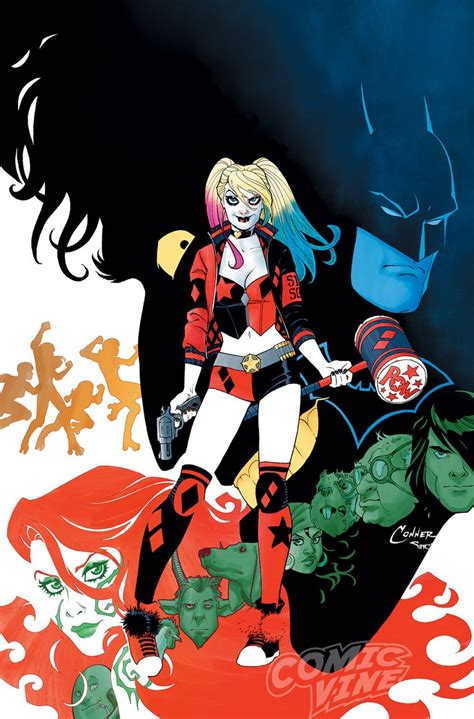 libro harley quinn the rebirth dc rebirth bringing batman joker zombies to harley