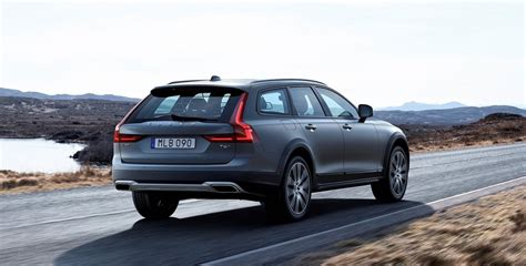 suv wagen two new anti suv wagons from volvo and mercedes drive