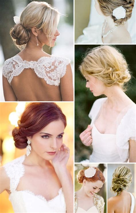 low chignon wedding hairstyle all for weddings bride s hairstyle which is an important