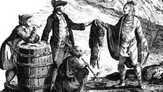 who lived in kentucky before european settlers trading pelts for pestilence the scientist magazine 174