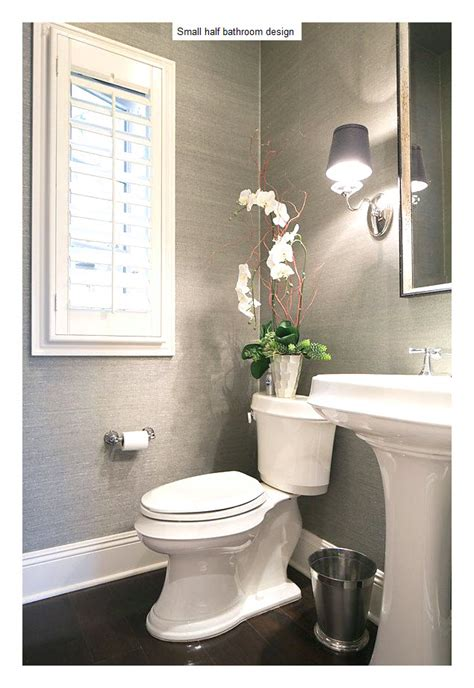 Half Bathroom Design by 66 Small Half Bathroom Ideas Home And House Design Ideas