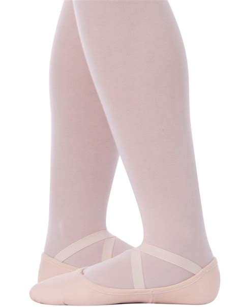 angelo luzio ballet slippers quot quot totalstretch low front v canvas ballet slipper