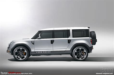 new land rover defender concept image gallery new land rover defender