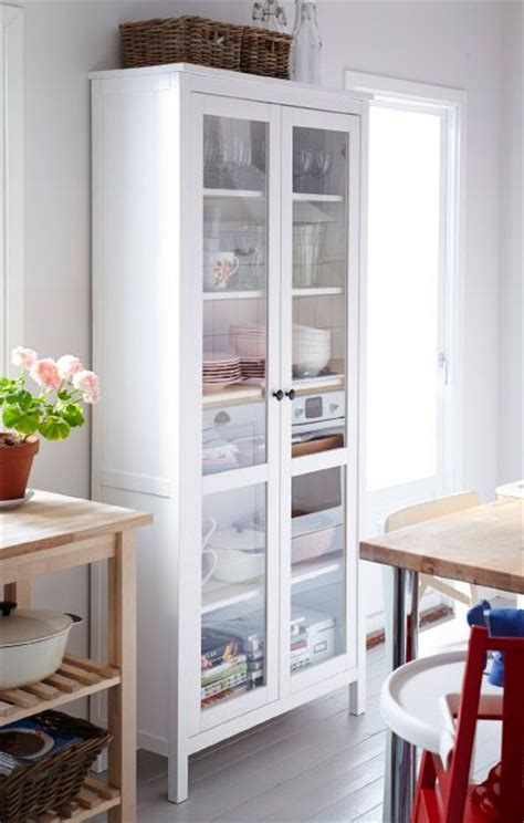 meuble pin 3716 ikea vitrine hemnes no place like home