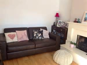 What Colour Rug With Grey Sofa Not Sure What Colour Cushions Will Suit My Brown Leather Sofas