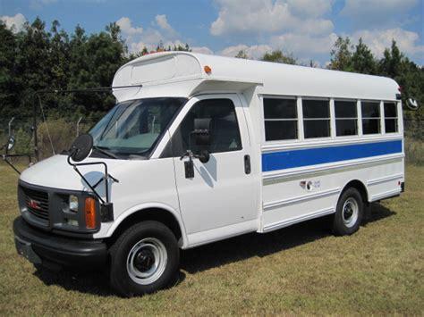 used church vans